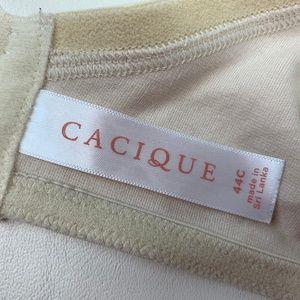 Cacique Intimates & Sleepwear - Cacique Bra T-Shirt Underwire